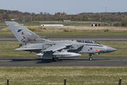 ZA607 - Royal Air Force Panavia Tornado GR.4 / 4A aircraft