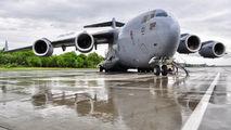 080001 - Hungary - Air Force Boeing C-17A Globemaster III aircraft