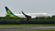 JA03GR - Spring Airlines Japan Boeing 737-800 aircraft
