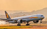 A6-JAD - Jet Airways Boeing 777-300ER aircraft