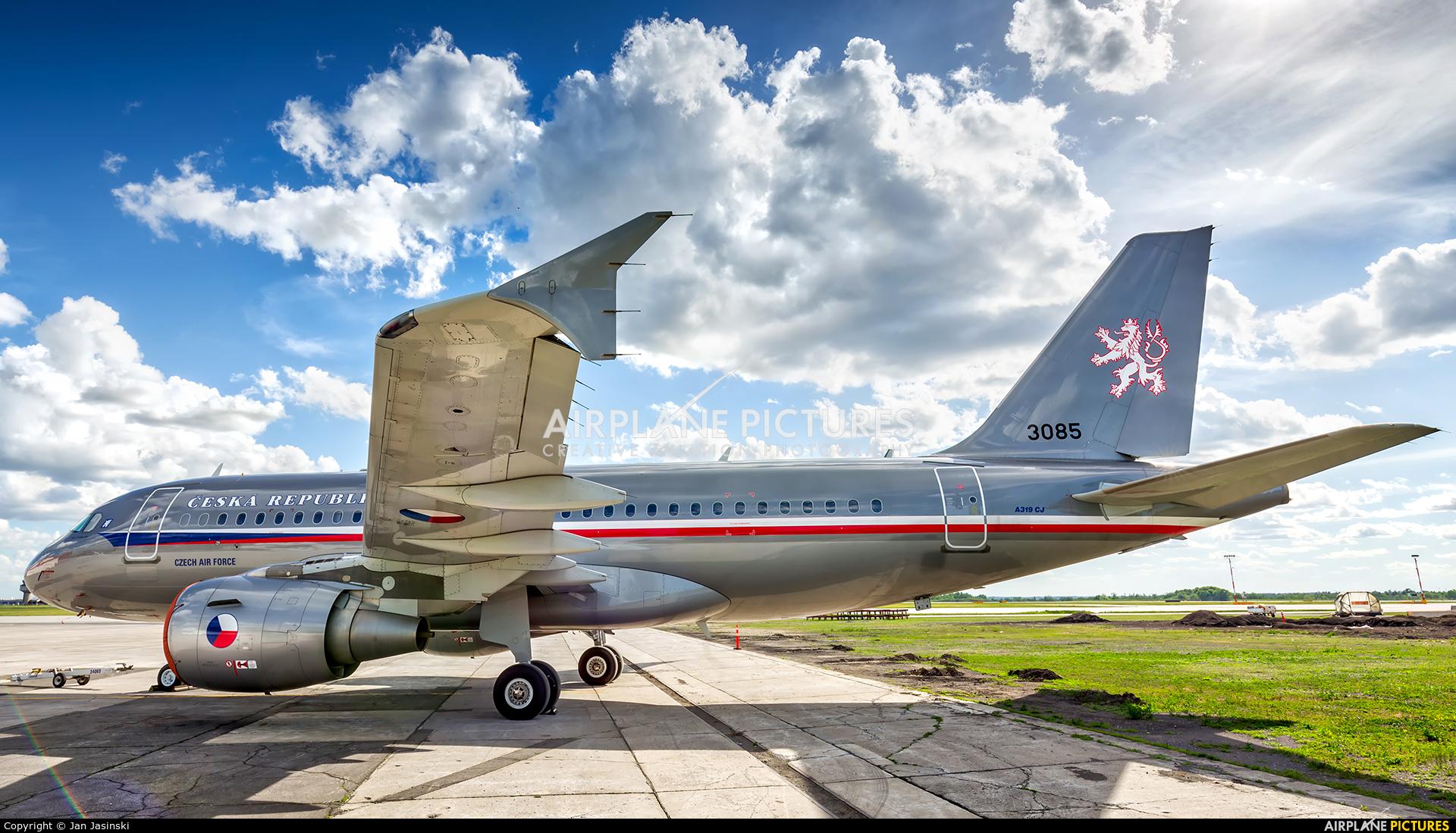 Czech - Air Force 3085 aircraft at Ottawa - Macdonald-Cartier Intl, ON