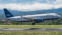N547JB - JetBlue Airways Airbus A320 aircraft