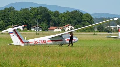 S5-7188 - Aeroklub Celje LET L-23 Superblaník