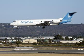 VH-FNT - Skywest Airlines (Australia) Fokker 100