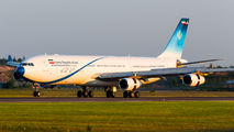 EP-AJA - Iran - Government Airbus A340-300 aircraft