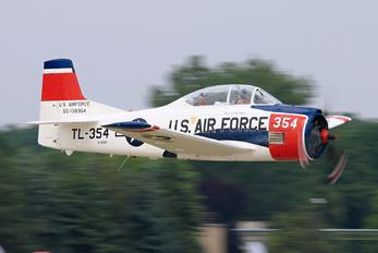 N1328B - Private North American T-28B Trojan