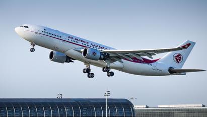 7T-VJY - Air Algerie Airbus A330-200