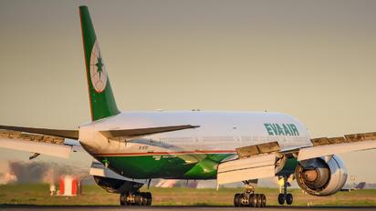 B-16707 - Eva Air Boeing 777-300ER
