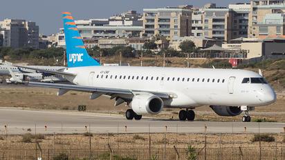 4X-EMB - Arkia Embraer ERJ-190 (190-100)