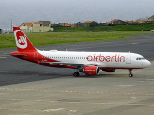 D-ABFE - Air Berlin Airbus A320