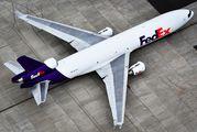 N608FE - FedEx Federal Express McDonnell Douglas MD-11F aircraft