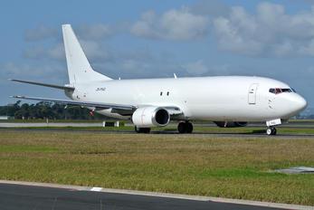 ZK-PAQ - Airwork Boeing 737-400F