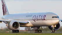 A7-BEH - Qatar Airways Boeing 777-300ER aircraft