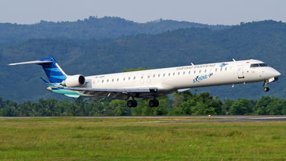 PK-GRR - Garuda Indonesia Explore Bombardier CRJ-1000NextGen