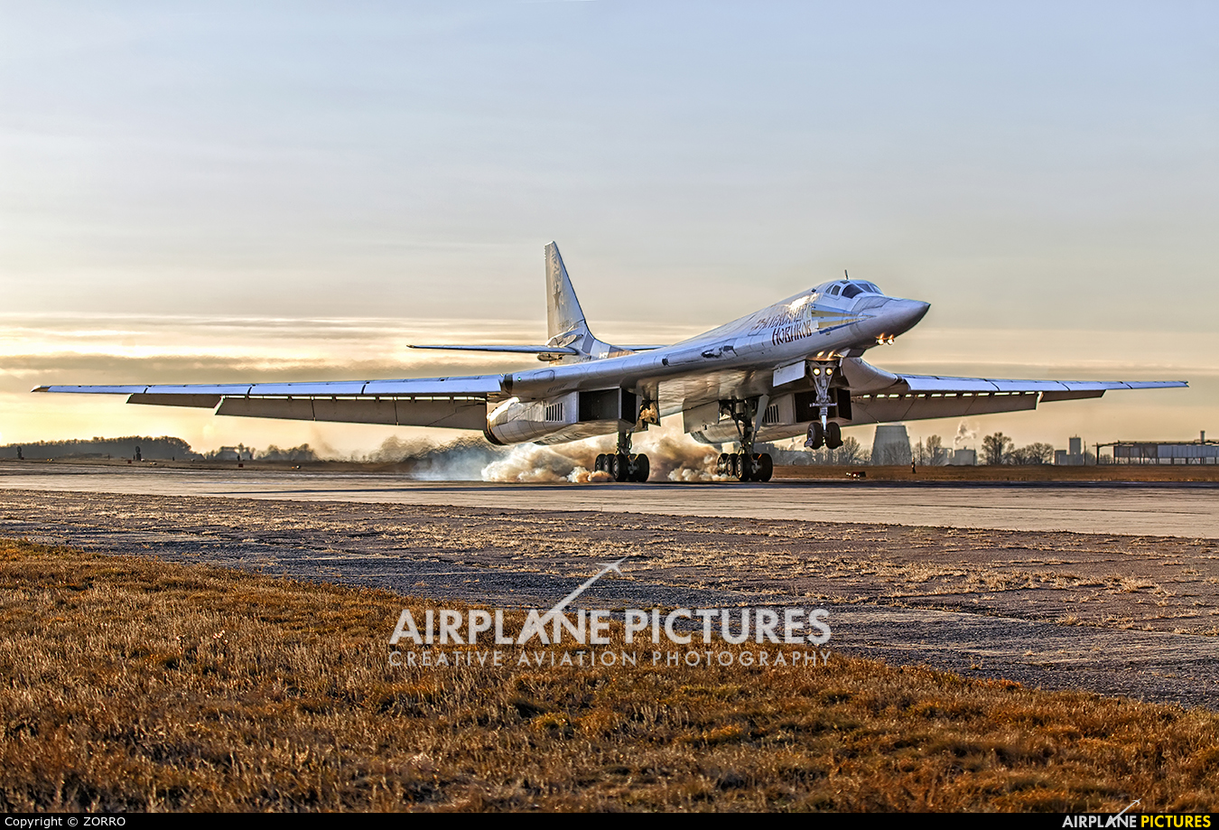 Russia - Air Force RF-94109 aircraft at Undisclosed Location
