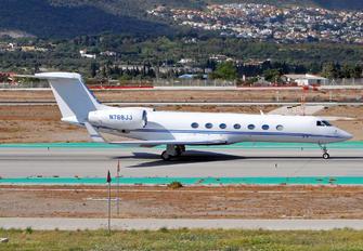 N768JJ - Private Gulfstream Aerospace G-IV,  G-IV-SP, G-IV-X, G300, G350, G400, G450