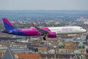 HA-LXD - Wizz Air Airbus A321 aircraft