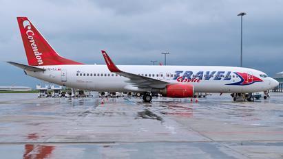 TC-TJL - Travel Service Boeing 737-800