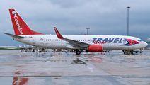 TC-TJL - Travel Service Boeing 737-800 aircraft