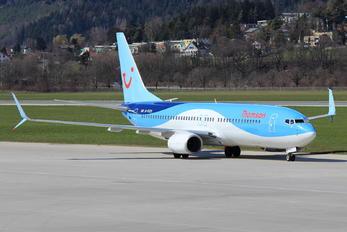 G-FDZU - Thomson/Thomsonfly Boeing 737-800