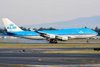 PH-BFU - KLM Boeing 747-400