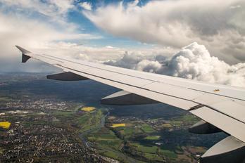 D-AKNV - Germanwings Airbus A319