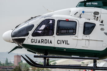 HU.26-09 - Spain - Guardia Civil Eurocopter EC135 (all models)