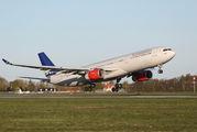 LN-RKO - SAS - Scandinavian Airlines Airbus A330-300 aircraft