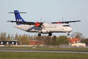 OY-JZC - SAS - Scandinavian Airlines ATR 72 (all models) aircraft