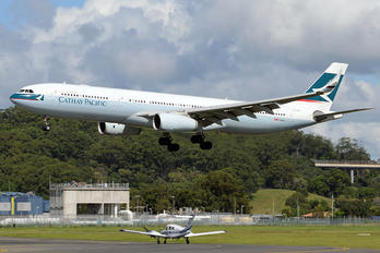 B-LBF - Cathay Pacific Airbus A330-300