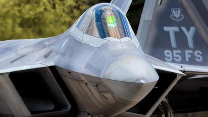 05-4106 - USA - Air Force Lockheed Martin F-22A Raptor
