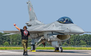 4052 - Poland - Air Force Lockheed Martin F-16C Jastrząb