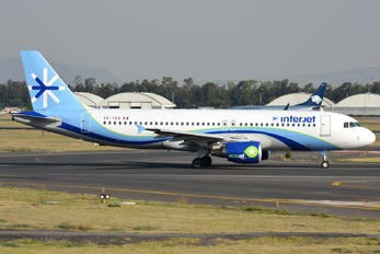 XA-YES - Interjet Airbus A320