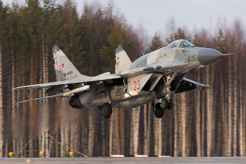 RF-92935 - Russia - Air Force Mikoyan-Gurevich MiG-29SMT
