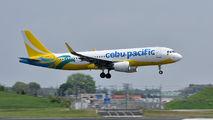 RP-C4106 - Cebu Pacific Air Airbus A320 aircraft