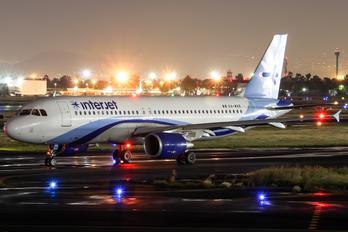 XA-WAB - Interjet Airbus A320