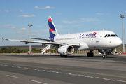 PT-TME - LATAM Airbus A319 aircraft