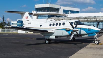 76-0160 - USA - Air Force Beechcraft C-12C Huron