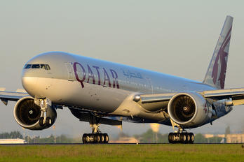 A7-BEA - Qatar Airways Boeing 777-300ER