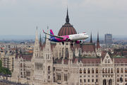 HA-LXD - Wizz Air Airbus A321 aircraft