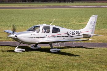 N219PM - Private Cirrus SR22