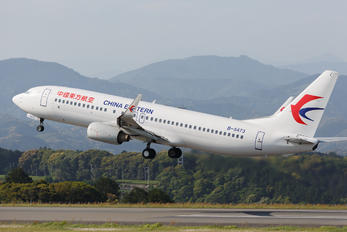 B-5473 - China Eastern Airlines Boeing 737-800