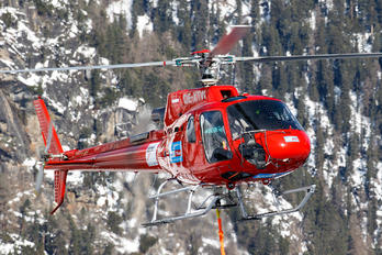 OE-XTW - Heli Tirol Eurocopter AS350 Ecureuil / Squirrel