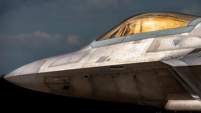 05-4095 - USA - Air Force Lockheed Martin F-22A Raptor