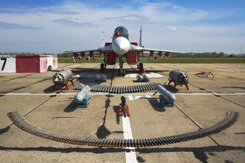 26 - Ukraine - Air Force Mikoyan-Gurevich MiG-29