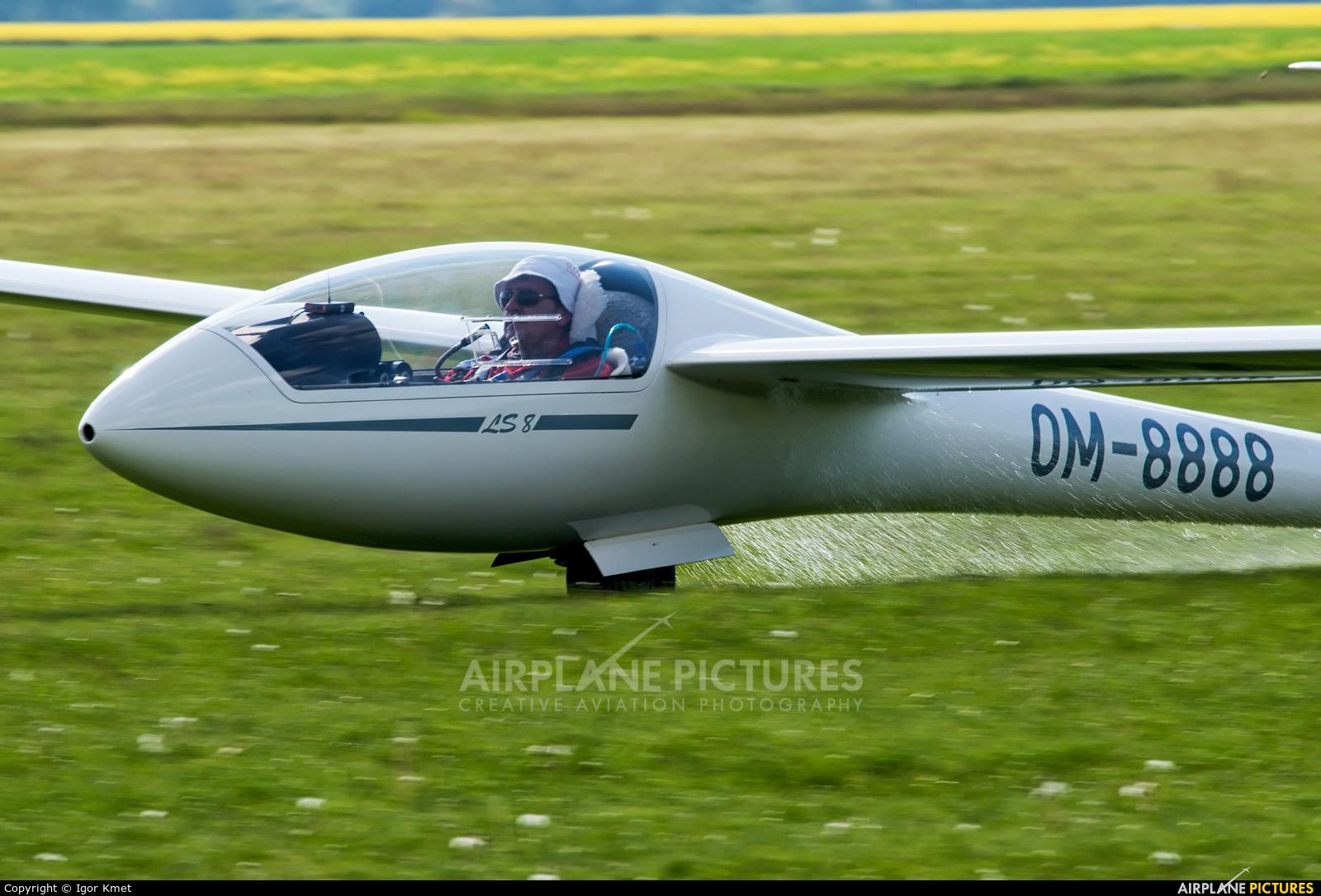 Private OM-8888 aircraft at Nitra