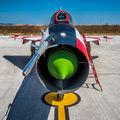 165 - Croatia - Air Force Mikoyan-Gurevich MiG-21UMD aircraft