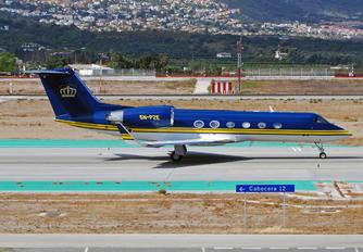 5N-PZE - Private Gulfstream Aerospace G-IV,  G-IV-SP, G-IV-X, G300, G350, G400, G450