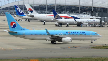 HL8242 - Korean Air Boeing 737-800