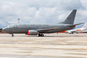 356 - Peru - Air Force Boeing 737-500